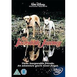 The Incredible Journey [DVD]